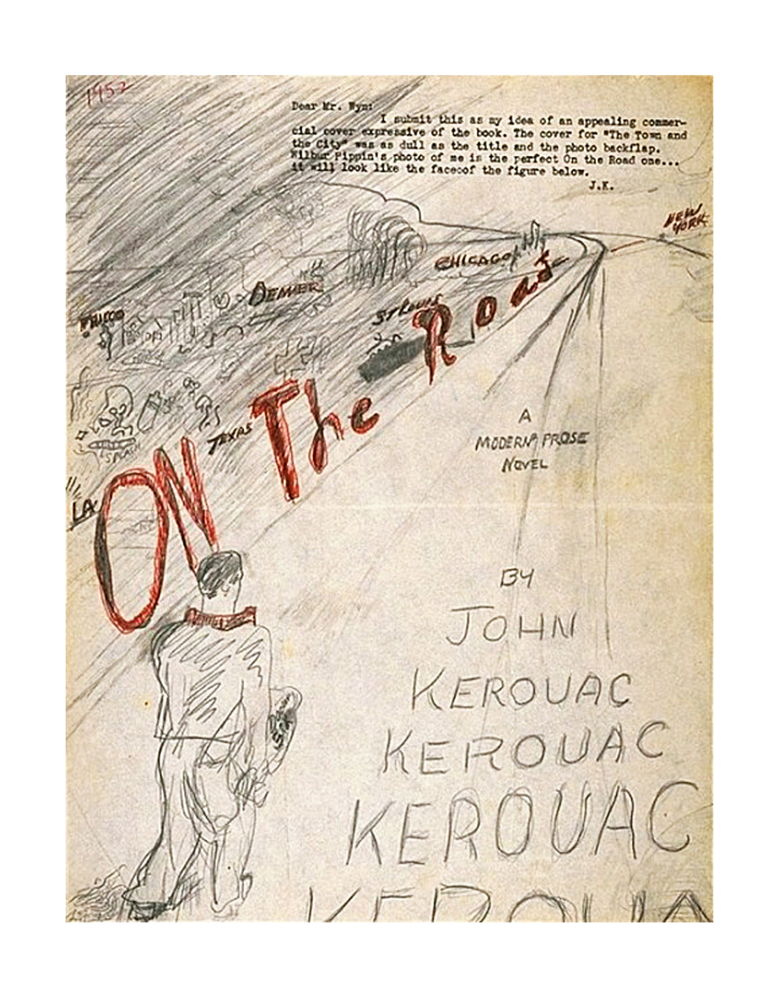An analysis of the book on the road by jack kerouacs